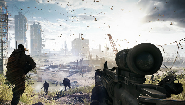 battlefield 4 campaign