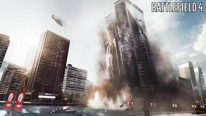 battlefield 4 graphics